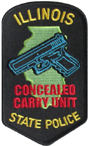 Concealed Carry Patch