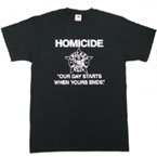 Chicago Homicide T-Shirt