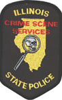 Crime Scene Patch