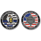 ISP District 6 Coin