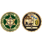 ISP District 10 Coin