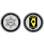 ISP District 19 Coin