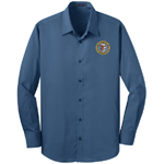 Dress Shirt (Blue)