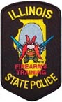Firearms Training Patch