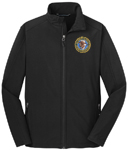 Full-Zip Soft Shell Jacket