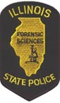Forensic Sciences Patch