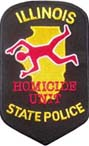 Homicide Unit Patch