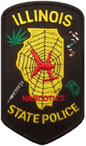 Narcotics Enforcement Patch