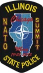 NATO Summit Patch