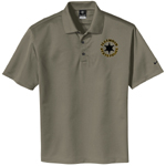 NIKE DRI-FIT Polo (Olive)