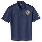 NIKE DRI-FIT Polo (Navy)
