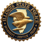 "ISP Seal 9"" Wall Plaque"
